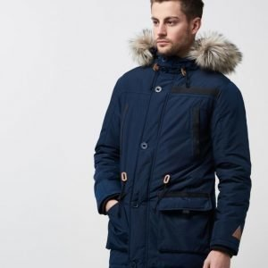 Clay Cooper Buzz Parka Navy