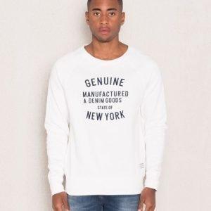 Clay Cooper Cadence Sweatshirt Off White
