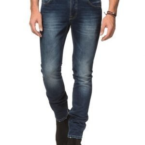 Clay Cooper Fisherman Denim Dark Blue
