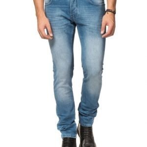 Clay Cooper Fisherman Denim Light Blue