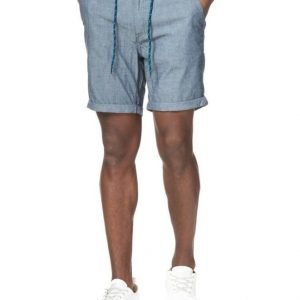 Clay Cooper Foxtrot Washed Shorts Blue