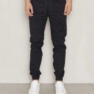 Clay Cooper Hangar Jogger Chinos Black