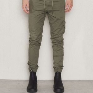 Clay Cooper Hangar Jogger Chinos Green