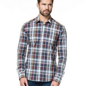 Clay Cooper Harbour Checked Shirt