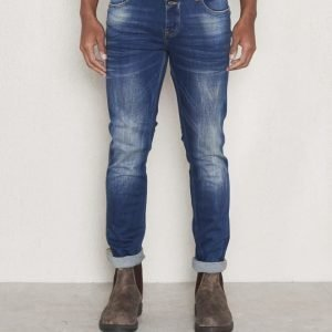 Clay Cooper Knox Denim Original Blue
