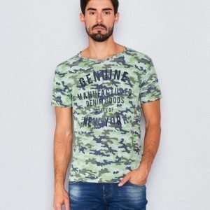 Clay Cooper Victor Camo Tee