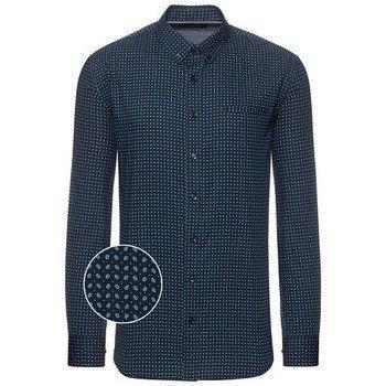 Clean Cut Sälen 4 kauluspaita pitkähihainen paitapusero