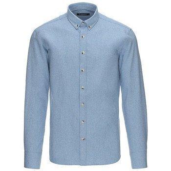 Clean Cut kauluspaita pitkähihainen paitapusero