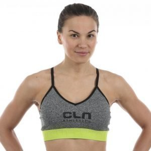 Cln Athletics Cln Fuel Bra Urheiluliivit Harmaa