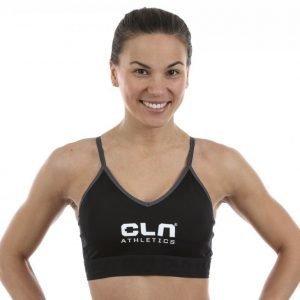 Cln Athletics Cln Fuel Bra Urheiluliivit Musta