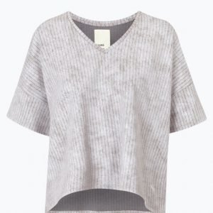Close By Denim The Boxy Top Trikoopusero