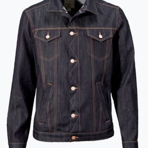 Close By Denim The Denim Jacket Farkkutakki