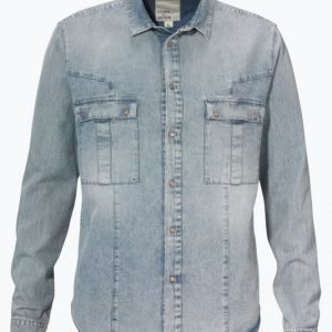 Close By Denim The Denim Shirt Farkkupaita