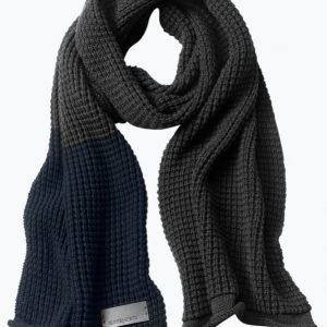 Close By Denim The Heavy Knitted Scarf Kaulaliina