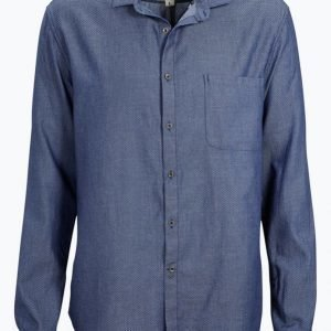 Close By Denim The Indigo Washed Shirt Paita