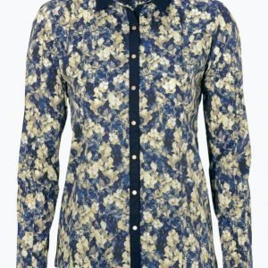 Close By Denim The Printed Blouse Paitapusero