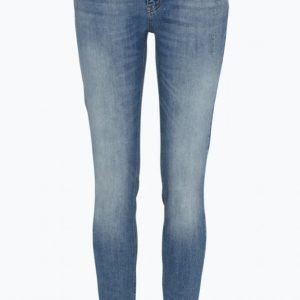 Close By Denim The Skinny Jeans Farkut Ekologista Puuvillaa