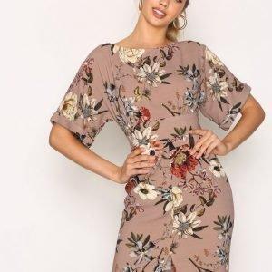 Closet Kimono Wiggle Dress Loose Fit Mekko Multi