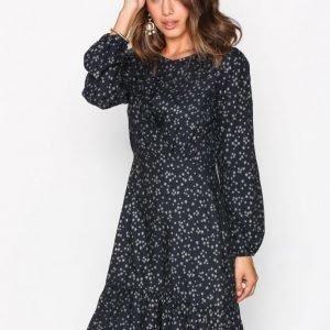 Closet Long Sleeve Dress Loose Fit Mekko Navy