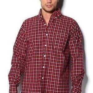 Club Panama Buck Shirt punainen ruutu