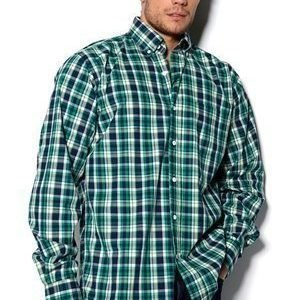 Club Panama Buck Shirt vihreä ruutu