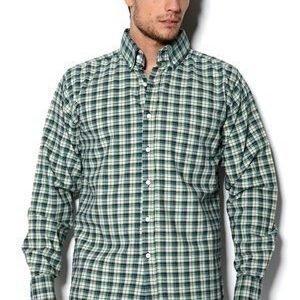 Club Panama Buck Shirt vihreä/denim
