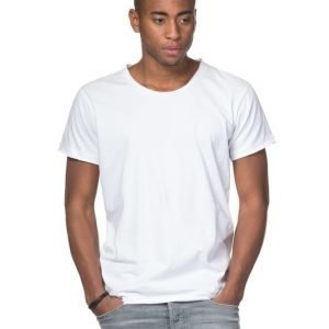 Clubs and Spades Carl Tee White