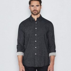 Clubs and Spades Frans Shirt Dark Grey