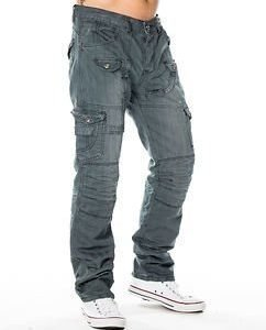 Colin Grey Wash Denim