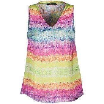 Color Block VACATO hihaton paita