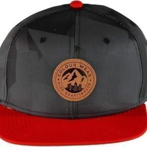 Colour Wear Badge Cap Lippis