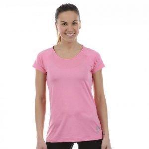 Colour Wear Clwr Air Tee Treenipaita Roosa
