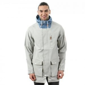 Colour Wear Clwr Blizzard Parka Parkatakki Harmaa
