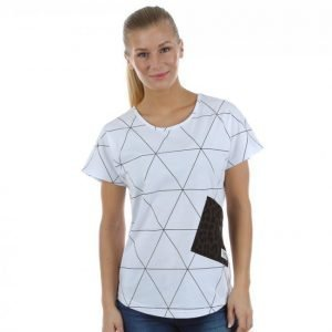 Colour Wear Clwr Holk Top T-paita Valkoinen
