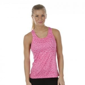 Colour Wear Clwr Pace Tank Top Treenipaita Roosa