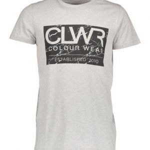 Colour Wear Clwr Tee T-paita