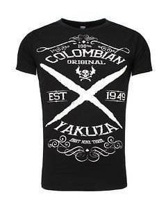 Columbian Black