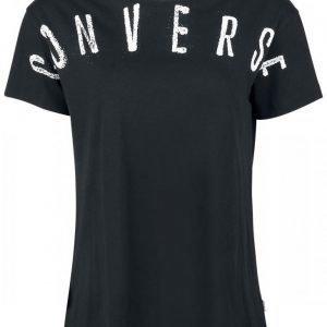 Converse Ss Crew Tee Naisten T-paita