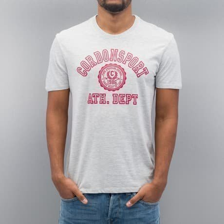 Cordon T-paita Harmaa