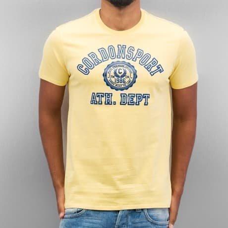 Cordon T-paita Keltainen
