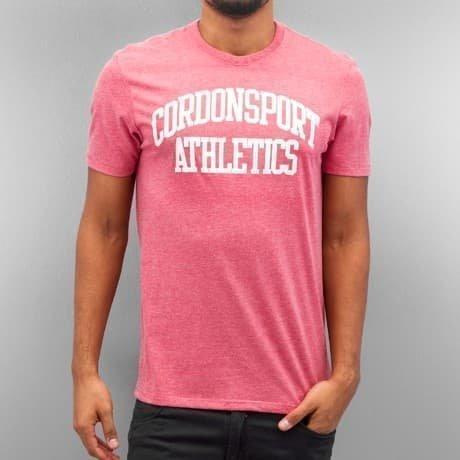 Cordon T-paita Punainen