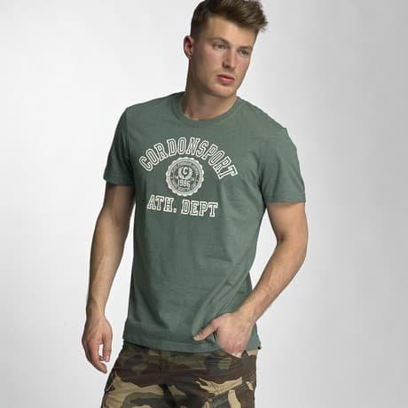 Cordon T-paita Vihreä