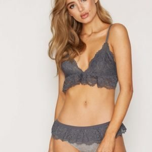 Cosabella Nouveau Skirt Bikini Brief Alushousut Heather Grey