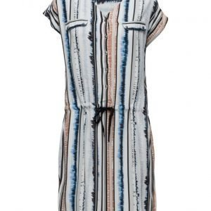 Coster Copenhagen Dress W. Stripe Print mekko