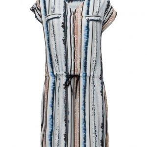 Coster Copenhagen Dress W. Stripe Print mekko