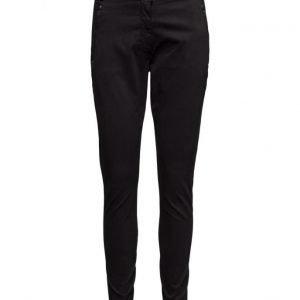 Coster Copenhagen Garment Dyed Pants skinny housut