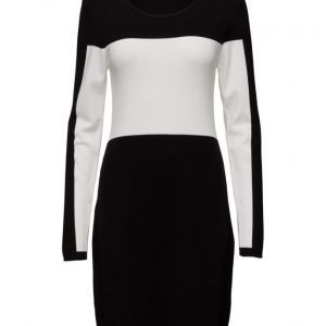 Coster Copenhagen Knit Dress W. Stripe neulemekko
