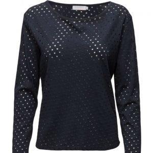 Coster Copenhagen Long Sleeve T-Shirt W. Holes
