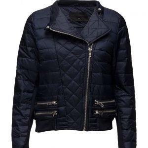 Coster Copenhagen Short Winter Jacket W. Zipper untuvatakki