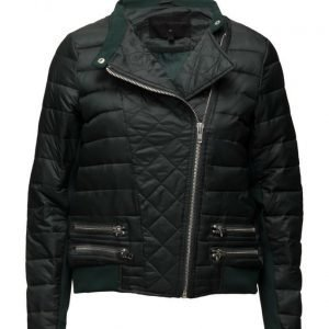 Coster Copenhagen Short Winter Jacket W. Zipper untuvatakki